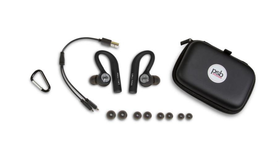 M4U TW1 earphones set