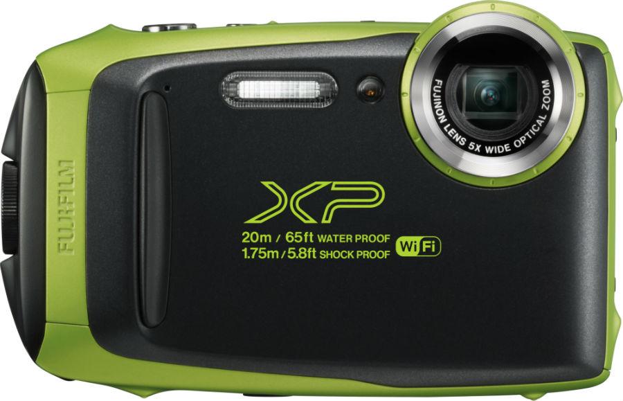 Fujifilm FinePix XP130 in lime