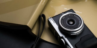 Fujifilm banner image for X Series