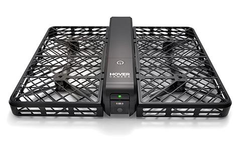 Hover Camera Passport Drone