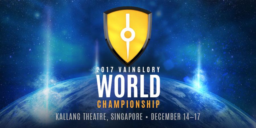 Vainglory 2017 esports world championships
