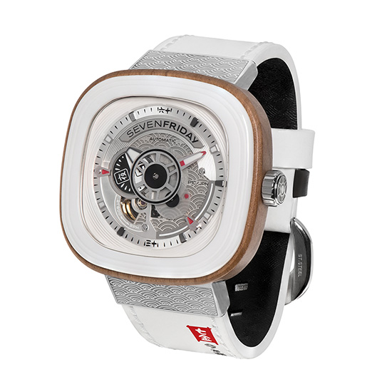 Sevenfriday P1B/03 Japan Inspired Off-Series