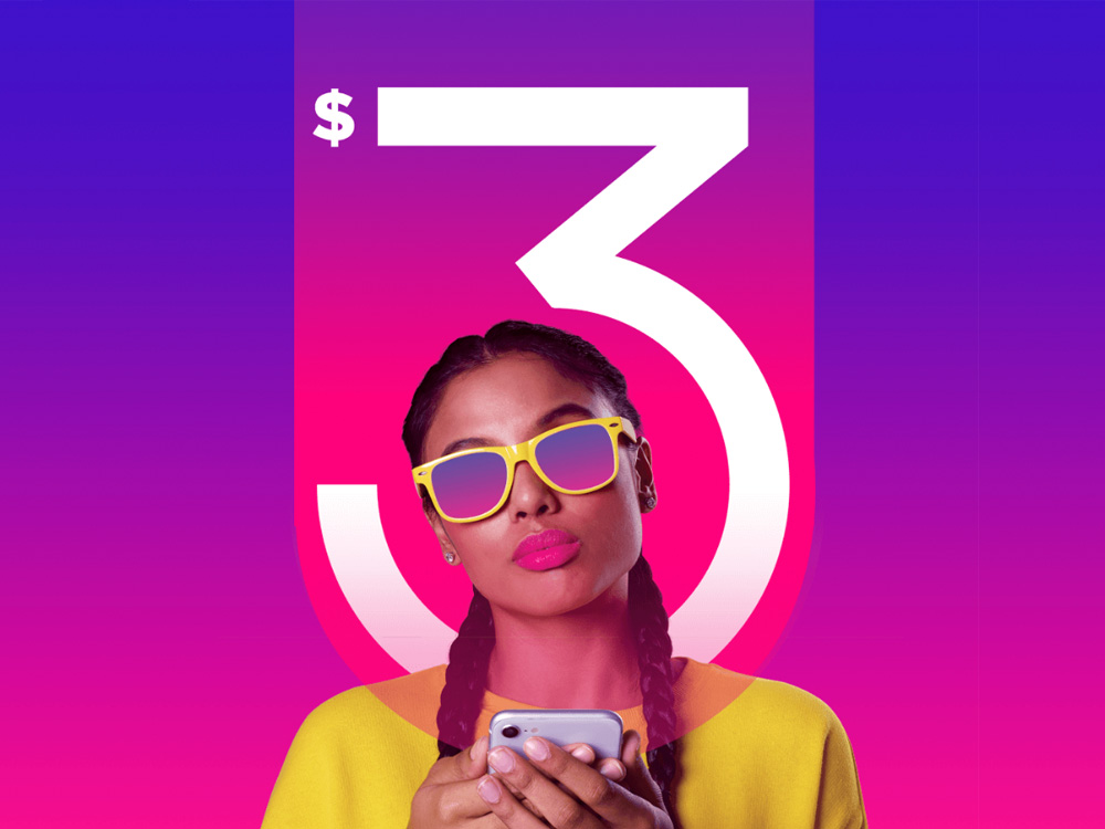 Circles.Life $3 Unlimited Data Plan