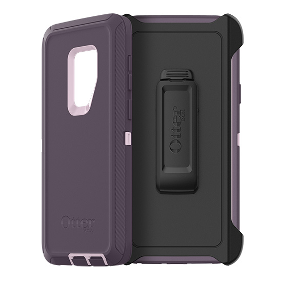 Otterbox Defender Series Purple Nebula Case