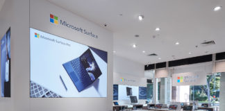 Microsoft Surface Store