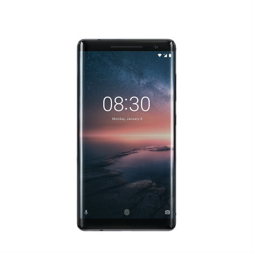 Nokia 8 Sirocco front view