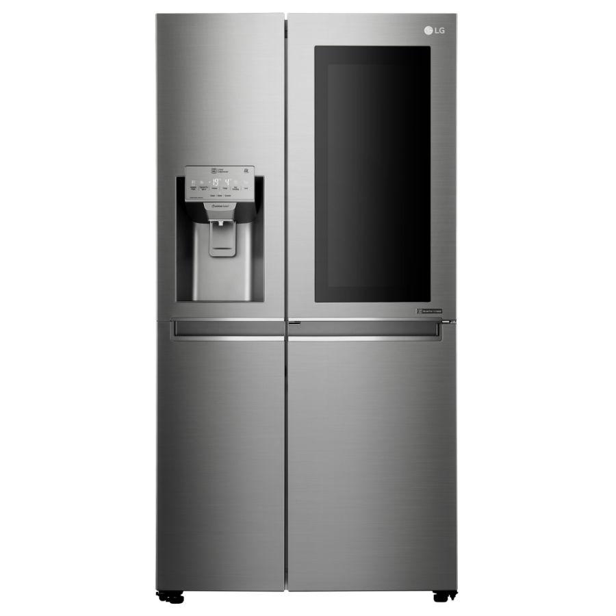 LG Side-by-Side Refrigerator With InstaView Door-in-Door