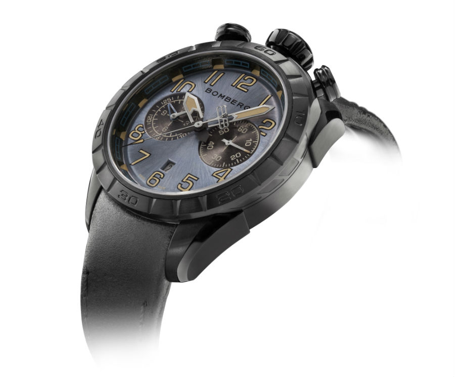 Bomberg BB-68 in racer black