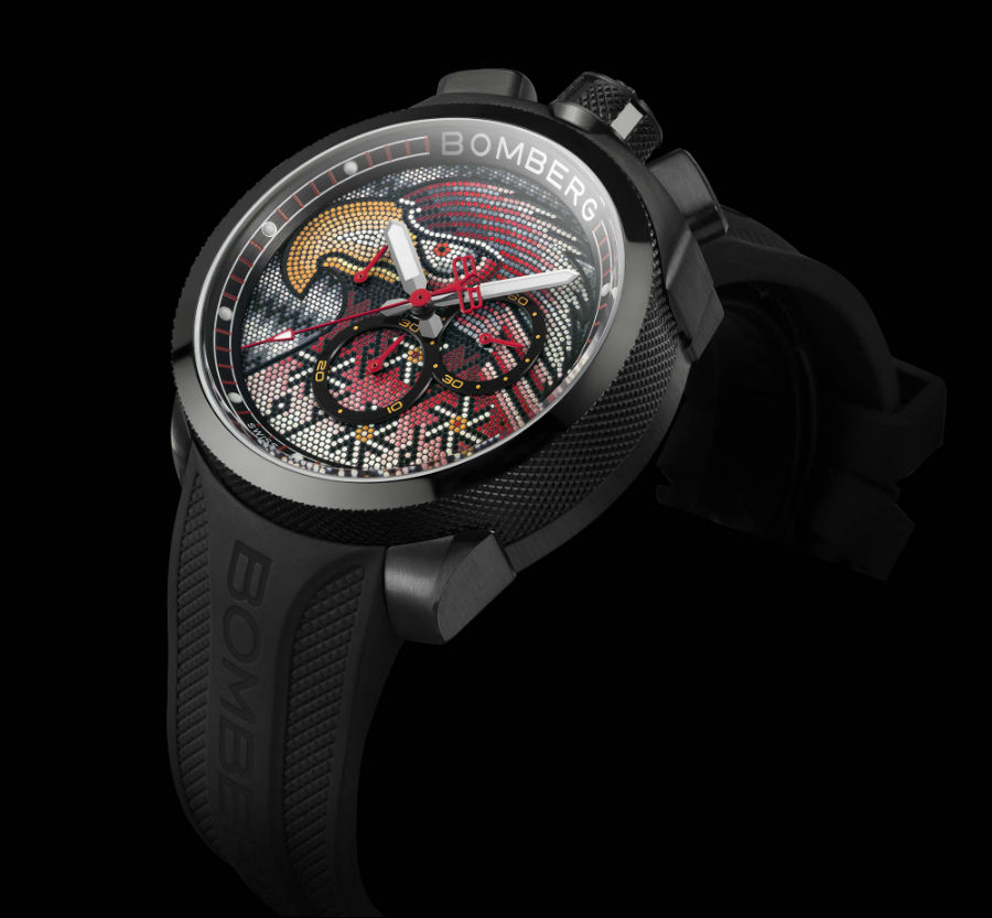 Bomberg BB-68 in eagle pearl