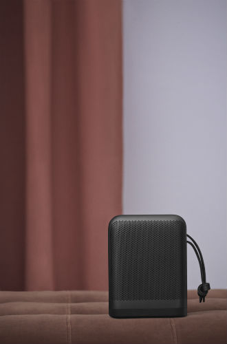 Beoplay P6 on end table