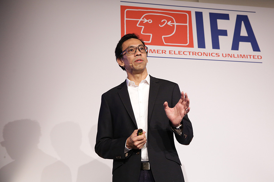 IFA Global Press Conference - GfK market insights: Digital Word in Asia - Gerard Tan, Director APAC, Digital World