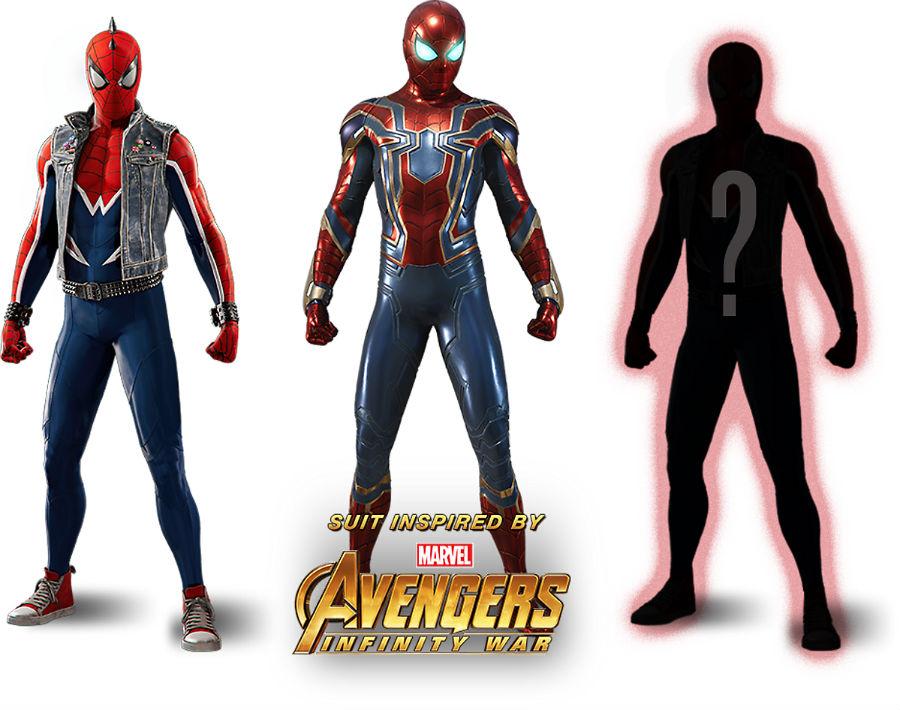 Spidey Suit Pack