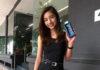 Vanessa Sony Xperia XZ2