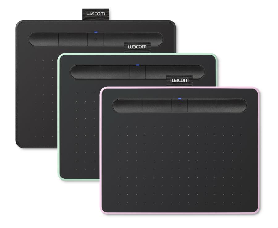 Wacom Intuos product range