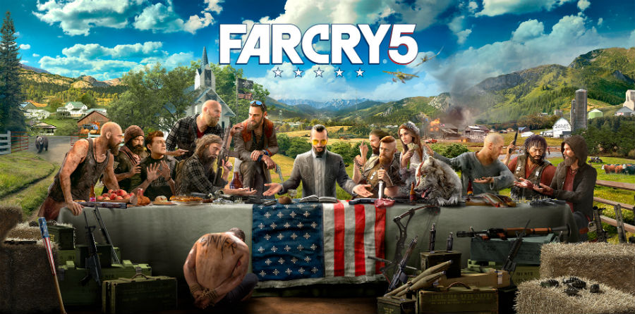 Far Cry 5 promotional image