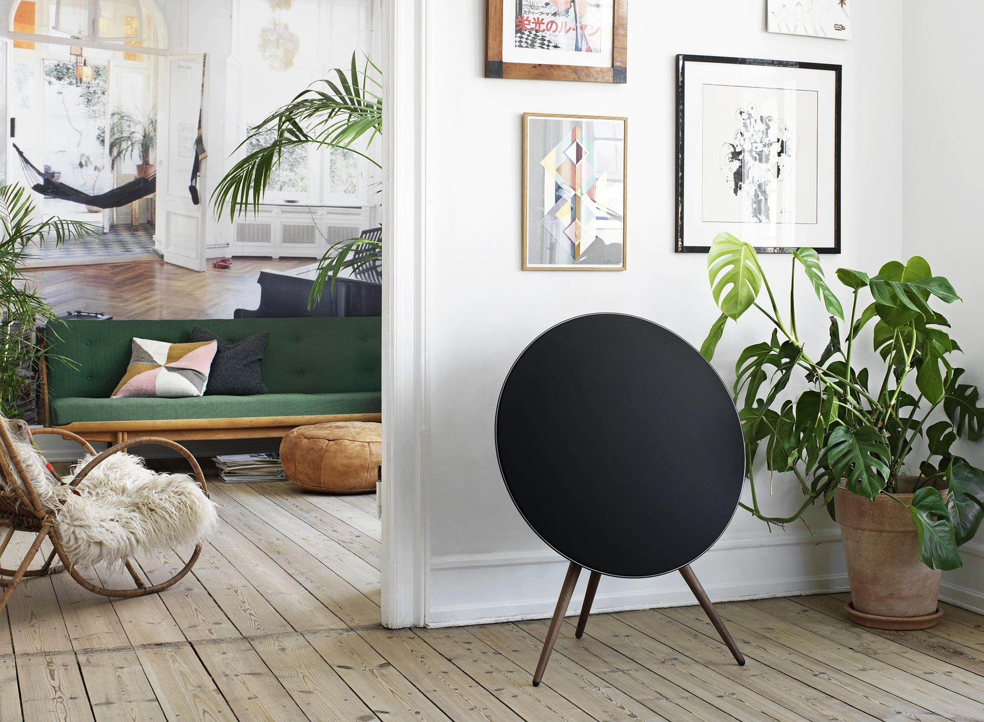 Beoplay A9 in living room