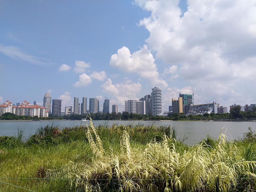 Landscape photo taken with the Nokia 7 Plus