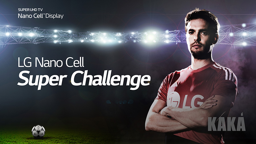 LG Nano Cell Super Challenge