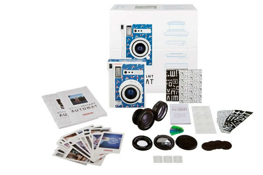 Lomo'Instant Automat Riviera combo package