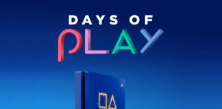 Sony Days of Play banner