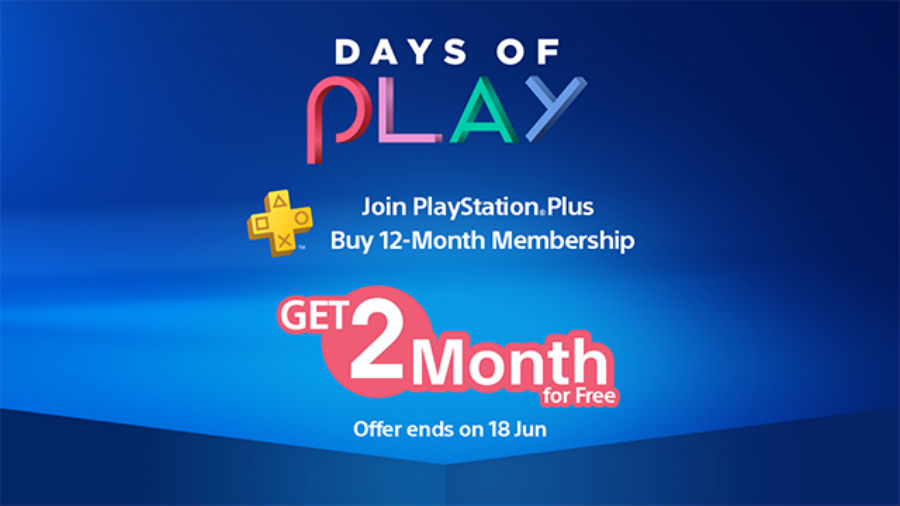 Days of Play PS Plus membership special