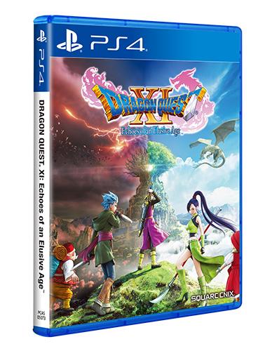 Dragon Quest XI Case