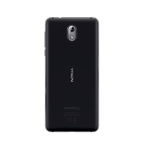Nokia 3.1 in black
