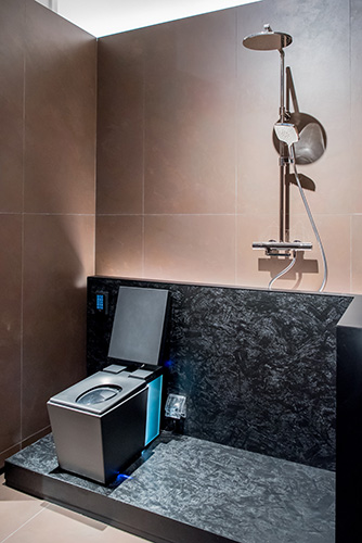Sensis featured in the Kohler's Experience Center