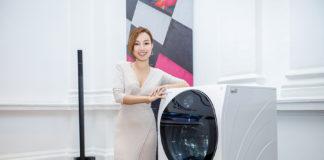 LG SIGNATURE Washing Machine at the event