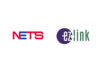 NETS and EZ-Link logos