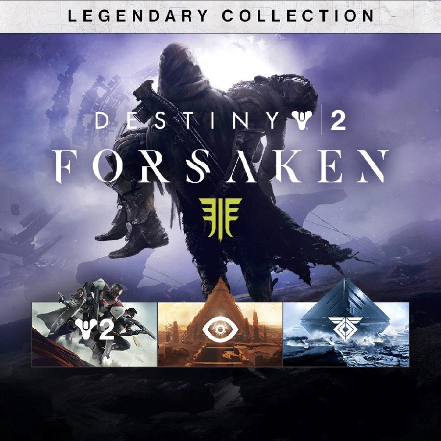 Destiny 2 Forsaken Legendary Collection