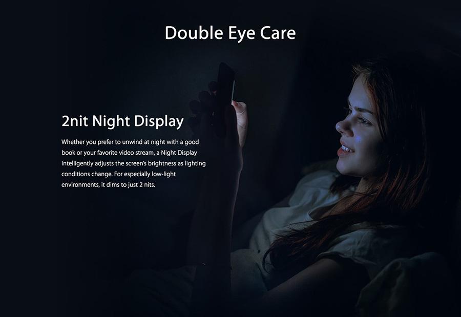 neffos X9 Eye Care