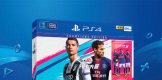 FIFA19 PS4 Bundle