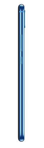 Side view of Huawei Nova 3i in Purple