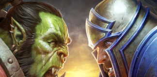 World of Warcraft: Battle For Azeroth cover
