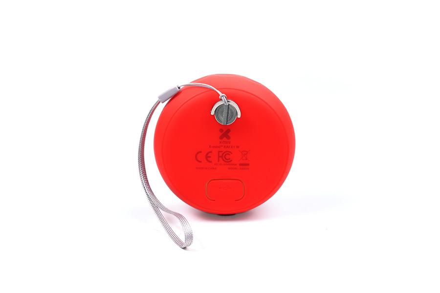 X-miniTM Kai X1 W in red