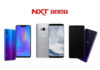 NXT Smartphone Group Test
