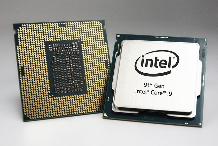 9th Gen Intel Core i9-9900K