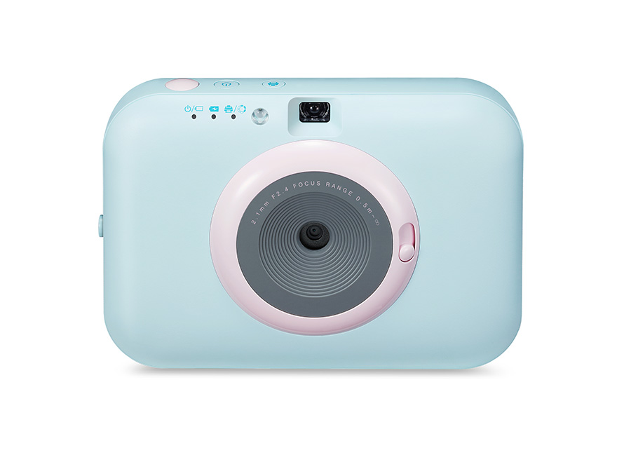 LG Photo Pocket Snap in Blue
