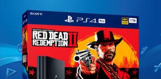 Red Dead Redemption 2 Bundle Pack for PS4