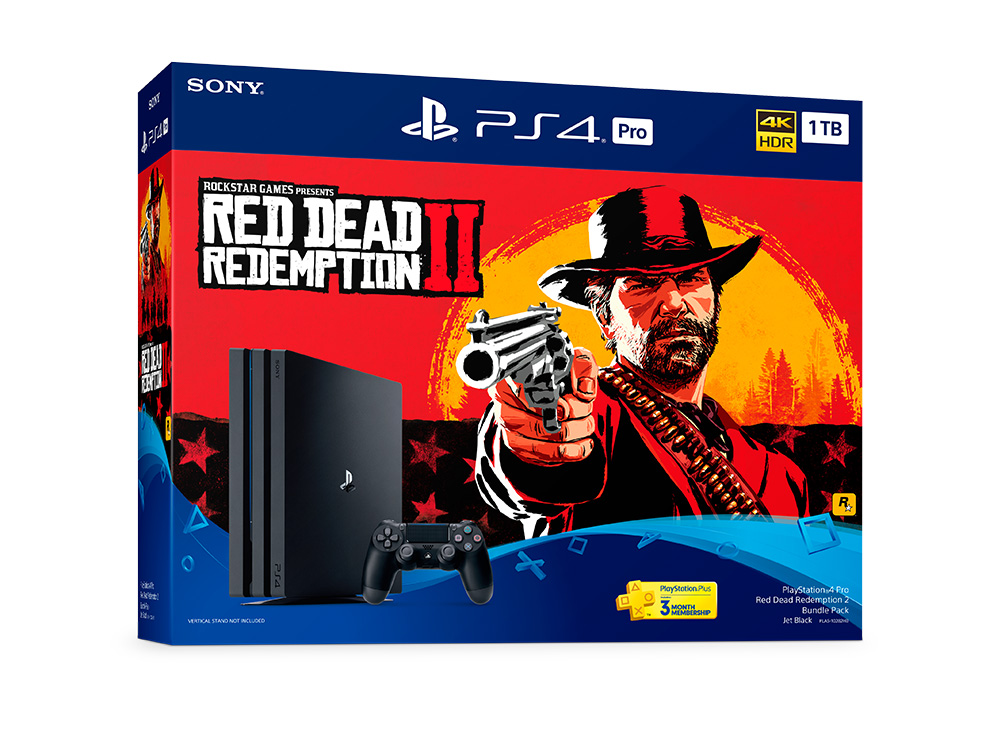 Red Dead Redemption 2 SEA Bundle for PS4