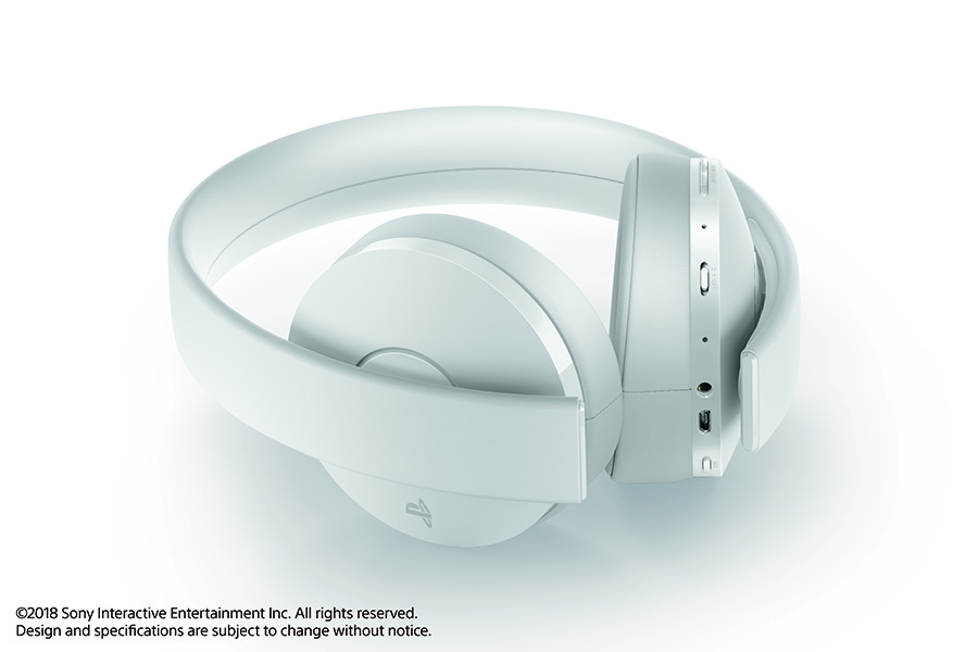 Playstation 4 Wireless Headset