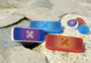 X-mini W Series: Xoundbar and Kai X1 W in Red, Blue and White