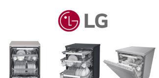 LG Quadwash dishwashers
