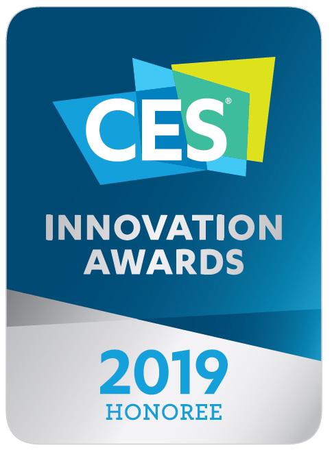 CES 2019 Innovation Awards Honoree award