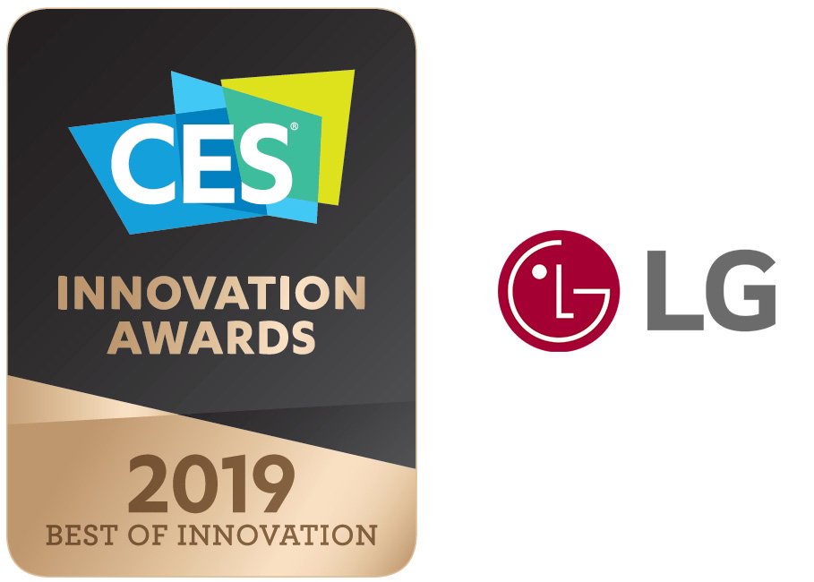 LG wins Best of Innovation at CES 2019 Innovation Awards