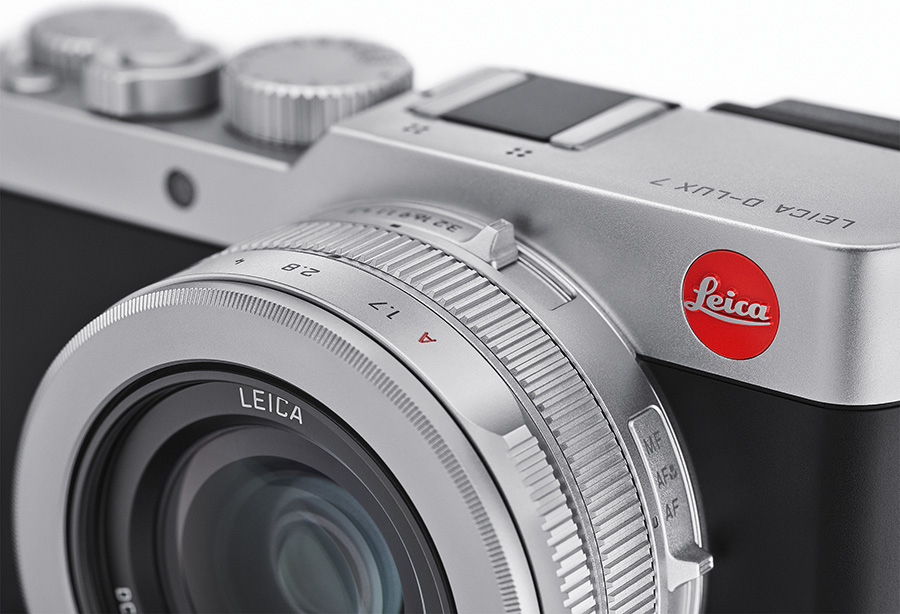 Close up of Leica D-Lux 7