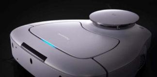 panasonic robot vacuum 1
