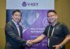 Razer Pay and V-Key Partnership