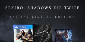 Sekiro Limited Edition collection
